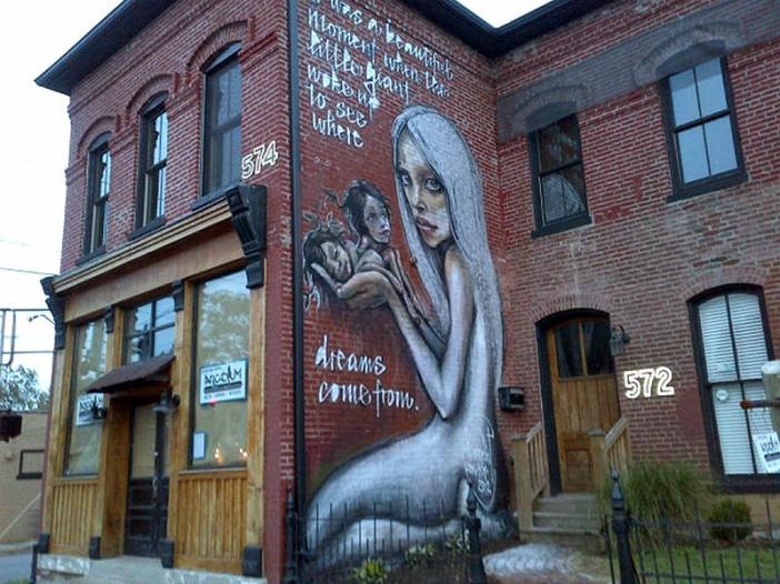 Image result for herakut murals