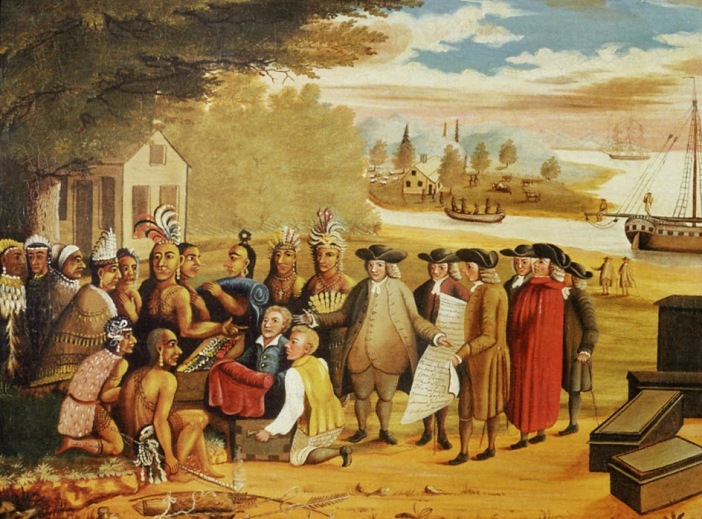 quakers-and-native-americans