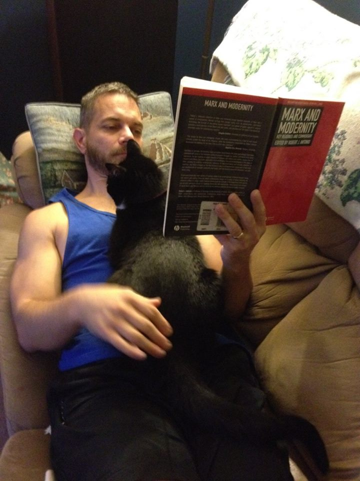 Jax and John reading #2