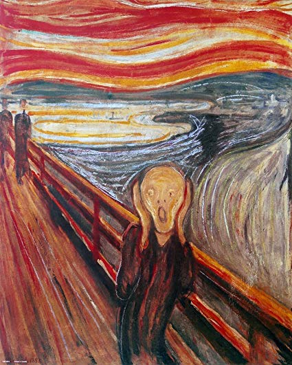 The Scream Edward Munch