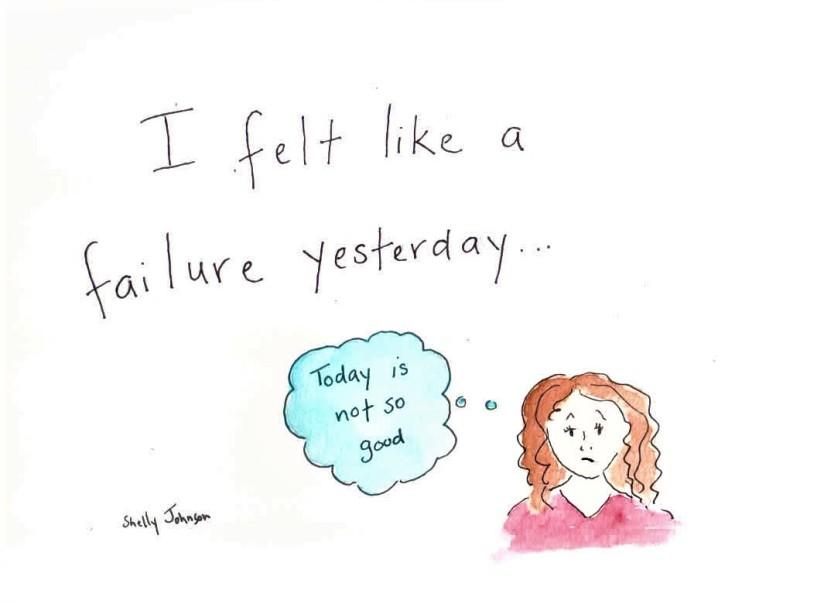 Feeling Like a failure (2)