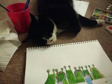 Jax and me painting.jpg